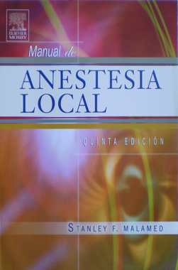 Manual de Anestesia Local 5a. Edicion