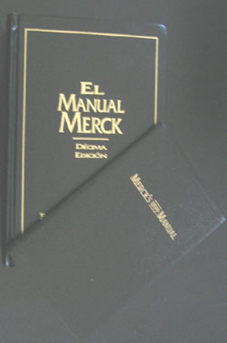 El Manual Merck. Diagnostico y Terapeutica