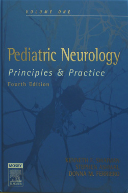 Pediatric Neurology Principles & Practice 4th. Edition 2Vols.