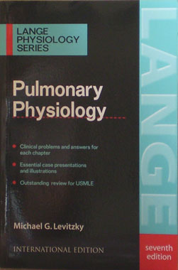 Pulmonary Physiology Lange 7th. Edition