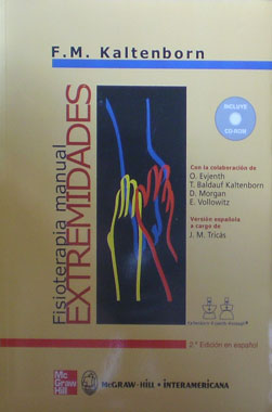 Fisioterapia Manual Extremidades con CD