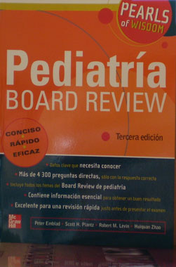 Pediatria Board Review 3a. Edicion
