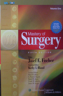 Mastery of Surgery 2 Vol. Set 5th. Edition
