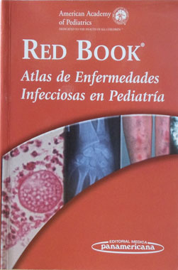 Red Book, Atlas de Enfermedades Infecciosas en Pediatria