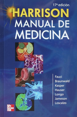 Harrison Manual de Medicina, 17a. Edicion