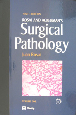Rosai and Ackermans Surgical Pathology 2 Volumenes Set. 9th. Edition