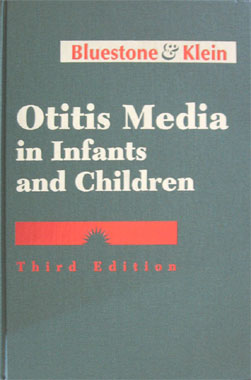 Otitis Media in Infants and Children, 3rd. Edition