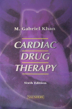 Cardiac Drug Therapy 6th. Edition