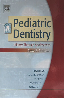 Pediatric Dentistry, 4th. Edition.