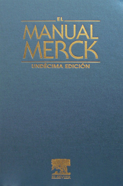 Manual Merck de Medicina 11a. Edicion